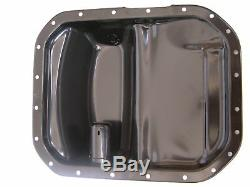 Genuine Mazda Rotary 13b Sump, oil pan, with oil Pick up rx2, rx3, rx7 ser 1,2,3