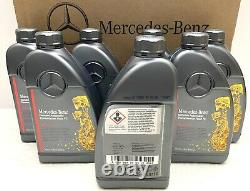Genuine Mercedes Benz 9G Tronic 9 Speed Automatic Gearbox Sump Pan Oil kit OEM