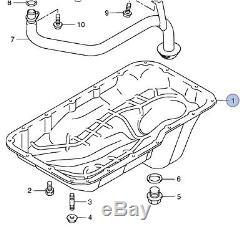 Genuine Suzuki Jimny Engine Oil Sump Pan 1.3 SN413 M13A 11510-80A01 TIM CHAIN
