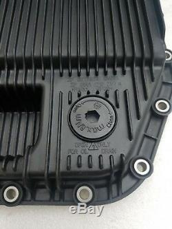 Genuine bmw 3 series zf automatic transmission gearbox oil pan sump filter bolt