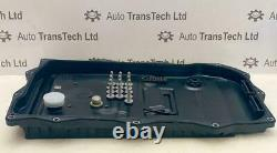 Genuine bmw 4 series zf 8 speed automatic gearbox sump pan filter 7L oil kit