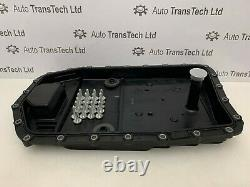 Genuine bmw zf 6 speed automatic gearbox E60 E90 E92 pan sump filter oil 7L kit
