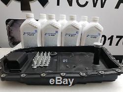 Genuine bmw zf 6 speed automatic gearbox e60 e90 x1 x3 x6 x5 z4 sump pan 7L oil