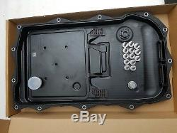 Genuine bmw zf 8 speed 8hp70 automatic gearbox pan sump 7L oil zf fluid kit