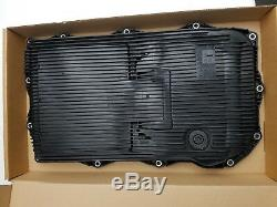 Genuine bmw zf 8hp70 8 speed automatic transmission gearbox sump pan 8L oil kit