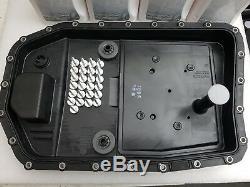 Genuine bmw zf e60 e61 e90 e92 automatic transmission gearbox pan sump 7L oil