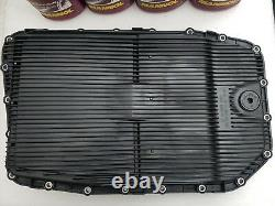 Genuine discovery 3/4 zf 6 speed 6hp28 automatic gearbox sump pan 7L oil kit