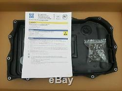 Genuine discovery 8hp 8 speed automatic gearbox sump pan filter 7L oil kit