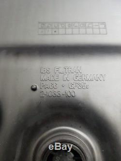 Genuine jaguar xf 6 speed 6hp28 automatic transmision gearbox zf pan sump 7L oil