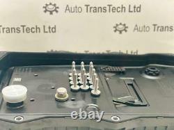 Genuine jaguar xf zf 8 speed automatic gearbox sump pan filter oil 7L kit