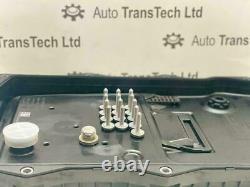 Genuine jaguar xj zf 8 speed 8hp70 automatic gearbox pan sump filter 7L oil bolt