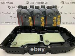 Genuine mercedes e class e350 amg 9g tronic automatic gearbox sump pan oil 7L