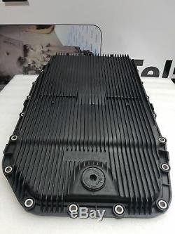 Genuine range rover sport l322 zf 6 speed automatic gearbox oil sump pan filter