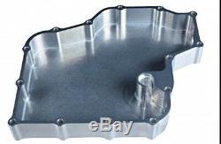 HAYABUSA GSX1300R LOW PROFILE BILLET OIL PAN & PICKUP for SIDEWINDER PIPE TURBO