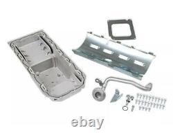 Holley 302-60 Gen III Hemi Swap Oil Pan Mid-Sump Non-VVT Fits A-B-C-E Body
