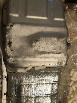 Integra Civic B series B18C B18C6 B16B B18C4 DC2 EK9 P72 Baffled Oil SUMP pan