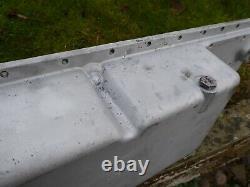 Jaguar E-type/xke V12 Series 3 Oil Pan Sump C33138 Rare Original Item