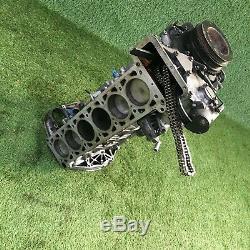 Jaguar Xjs Xj6 X300 4.0 Aj16 Short Block Engine With Oil Sump Pan Ebc10235ca