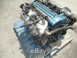 Jdm Toyota Aristo 2JZGTE VVTI Engine Front Sump oil Pan JDM 2JZGTTE VVTI