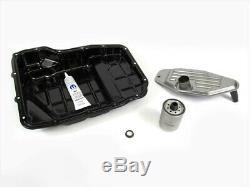 Jeep Dodge Automatic Transmission Oil Pan 545 RFE & Transmission Sump Filter Kit