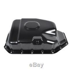 K-tuned For Honda K-series K20a K20a2 Steel Oil Pan Sump Package
