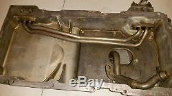 LS1 LS2 GTO 6.0 5.7 front Sump Oil Pan Windage Tray Pick Up Tube LSX withbolts