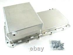 LS1 LS6 Front Sump Fabricated Aluminum Oil Pan Camaro Nova LS SWAP BPE-6201