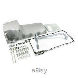 LS Aluminum Rear Sump Retro-Fit Oil Pan Swap GM LS LS1 LS2 LS6