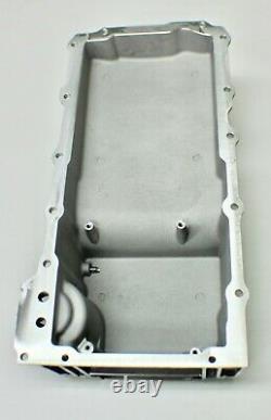Ls Retro Fit Oil Pan Rear Sump Engine Swap Alloy Ls1 Ls2 Ls6 Hot Rod Gm Gen 3 4