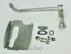 Ls Retro Fit Oil Pan Sump Engine Swap Alloy Ls1 Ls2 Ls6 Hot Rod Gm Gen 3 4