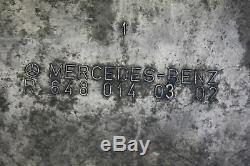 MERCEDES-BENZ E W211 Oil Pan R6480140302 6480140302 A6480140302 3.2 Diesel 2004