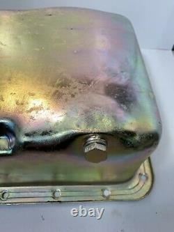 MGA Sump Pan & MGB 3-BEARING 1955-1965 12H395