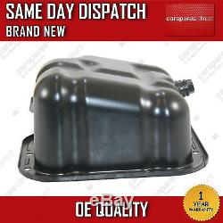 Mazda 2 Mk2 / Mazda 3 Steel Oil Sump Pan 1.3/1.4/1.5/1.6 20032015 Brand New