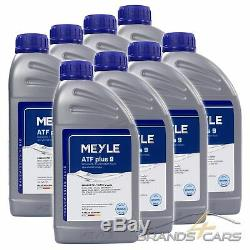 Meyle Ölwannen Teilesatz Automatikgetriebe Mit Filter+8l Getriebeöl 32489746