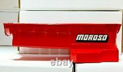 Moroso 20405 Big Block Chevy Mark IV Oil Pan 8 Deep 6 Quart Steel Deep Sump