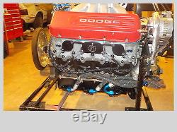 Moroso Dodge R5 P7 dry sump oil pan stainless steel mopar r5p7 road drag race