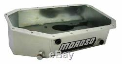Moroso K-Swap Baffled Oil Pan Civic EG EK DC2 Integra Type-R K20 K24 K-Series