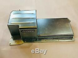 Moroso Street/Strip Oil Pan A-Body GM LS Series Wet Sump 5-Quart Capacity