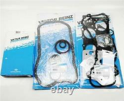 Motordichtsatz Kopfschrauben Rumpfsatz REINZ VW VR6 2,8 2,9 Zylinderkopfdichtung