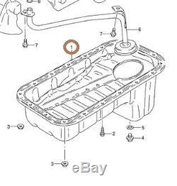 NEW Genuine Suzuki Jimny Engine Oil Sump Pan 1.3 11510-80C00 TIMING BELT TYPE