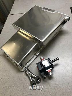 New Dodge Mopar R5 P7 Wet Sump Oil Pan & Oil Pump Conversion Kit