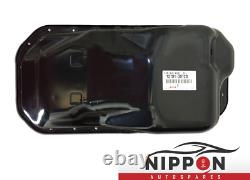 New Genuine Toyota Hiace / Dyna Oil Pan Sump Assembly 12101-30120