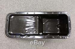 New, P5249064 Dodge Truck Rear Sump Oil Pan 383, 400 & 440