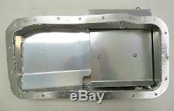 OBX Aluminum Dry Sump Oil Pan for 1994-2001 Acura Integra 1.8L DOHC Non-VTEC