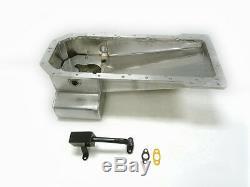 OBX Aluminum Oil Pan Wet Sump 11-Qt Dodge Chrysler 300C 5.7L 6.1L Mopar HEMI V8