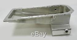 OBX Aluminum Oil Pan Wet Sump 11 Quart Chrysler 5.7/6.1 HEMI LX Series platform