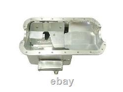 OBX Oil Pan For Honda Civic Del Sol CRX civic D16A6 D16A8 D16A9 D16Z6 D16Z9 1.6L