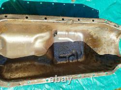 OEM 1968-1976 Cadillac 472 500 Oil Pan