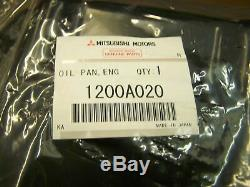 OEM Mitusbishi Oil Pan Sump Evo 4-9 1200A020 UK STOCK