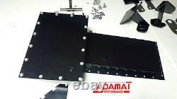 Oil Pan KIT v8 M60/M62/S62 similar to ALPINA swap in BMW E36/E46/Z3 ADAMAT